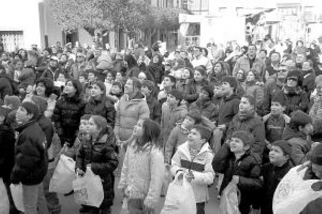 La Ribera inicia las celebraciones por la fiesta de San Antón