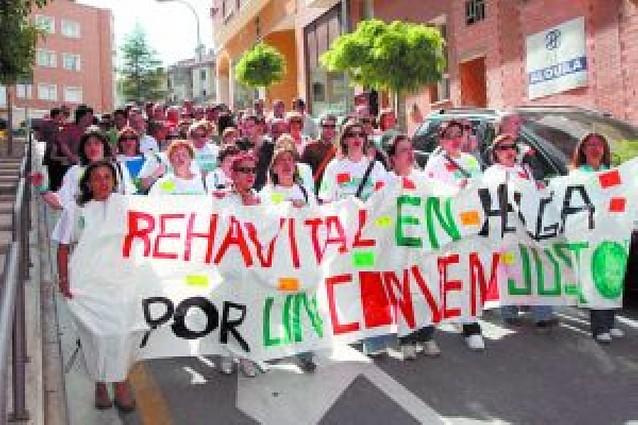 La empresa Rehavital seguirá en las dos residencias de Tudela