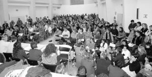 Educación presenta su propuesta sobre interinos en la mesa sectorial