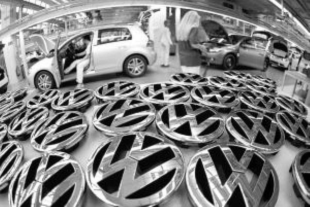 Volkswagen recortará la producción pero ha retirado el ERE temporal de 5 días
