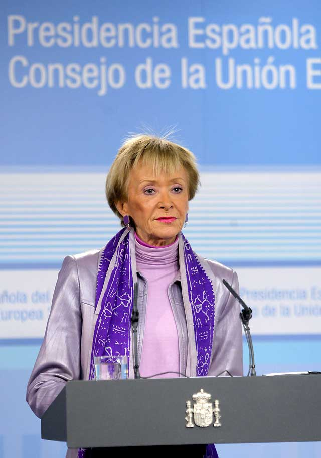 De la Vega asegura que habrá acuerdo en la reforma de la financiación autonómica