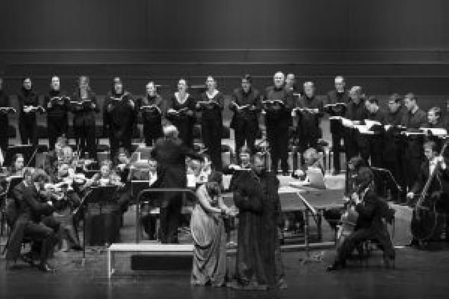 Un Händel poco conocido, de alta calidad