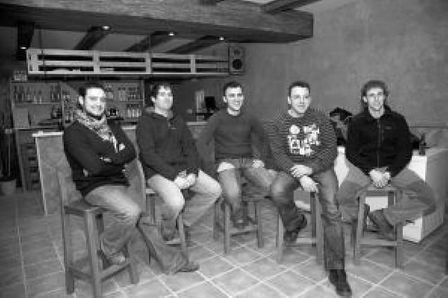 La peña Andatu estrenará su nuevo local el día 24 de enero