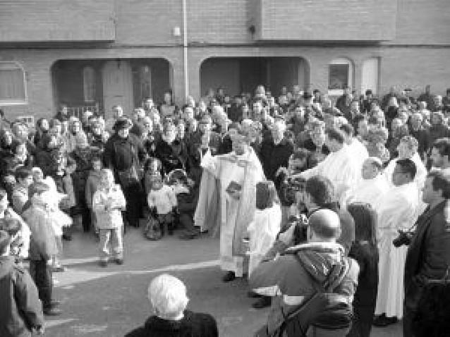 La Ribera celebra la fiesta de San Antón