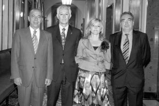 El PP nombra una comisión ejecutiva que coordina José Ignacio Palacios