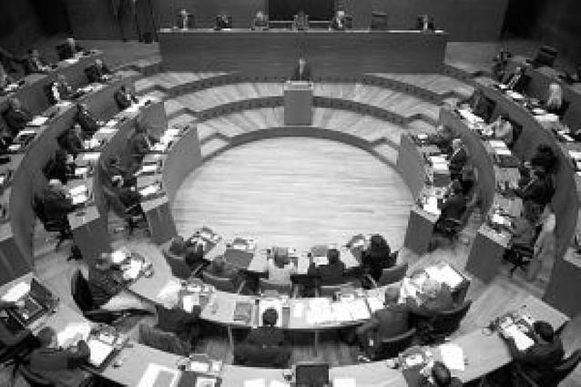 El PSN pide que voten desde su casa los parlamentarios con baja médica