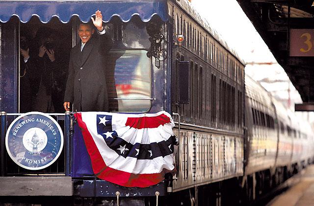 """Obama aboga por recuperar """"el idealismo y la perseverancia"""" de los fundadores"""
