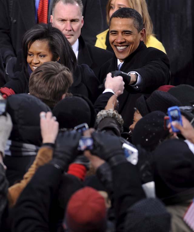 Obama honra a los soldados caídos