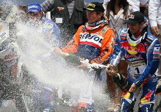 Coma logra un merecido y anunciado triunfo en un Dakar que volvió a llevarse las ilusiones de Sainz