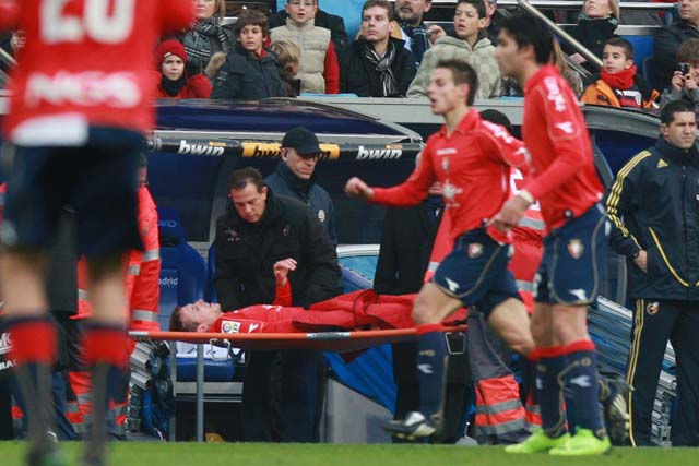 """Pérez Burrull a los jugadores en el túnel: """"Os podéis meter la televisión por el c..."""""""