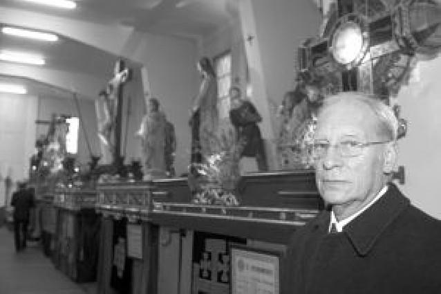 """Jesús Ángel Areopagita, 58 años de """"Hermandad"""""""