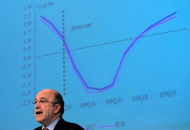 La CE advierte que España puede alcanzar un paro del 18,7 por ciento en 2010