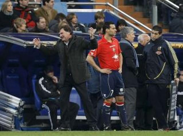 """Cruchaga: """"Al árbitro tendrían que inhabilitarle de por vida"""""""