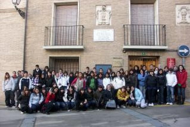 200 personas junto a Santa Vicenta María