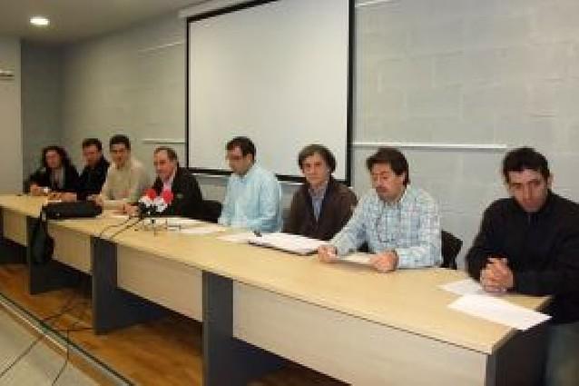 UGT apuesta por recuperar la industria en las naves de Nafinco