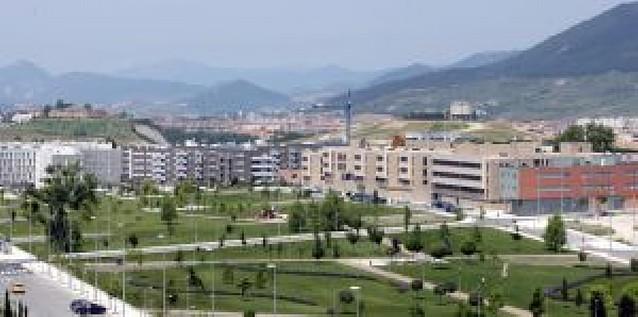 Iniciada la tramitación para construir dos parkings de 683 plazas en Sarriguren