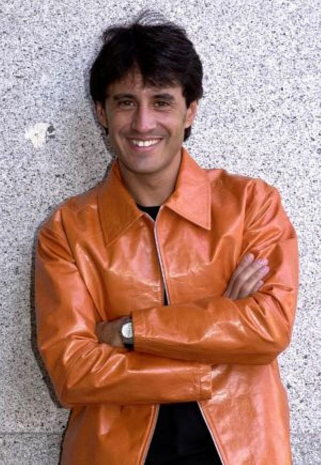 Sergio Dalma por San Valentín