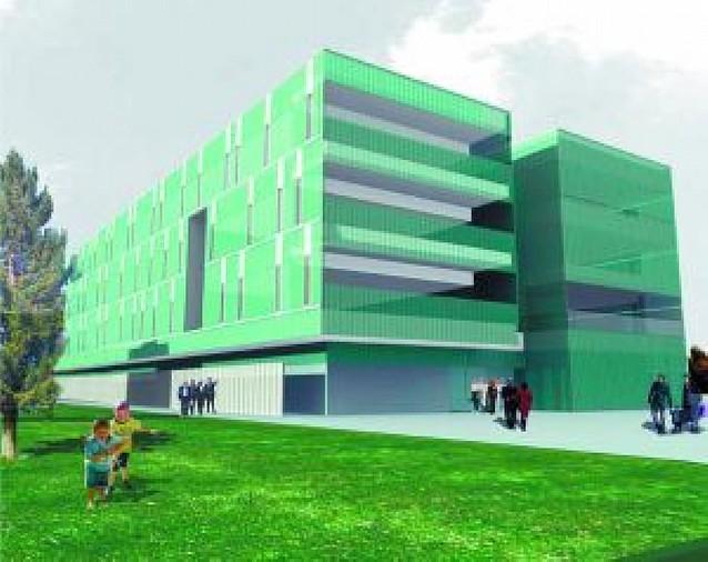 El nuevo edificio de urgencias del Hospital de Navarra tendrá escáner propio y 16 boxes
