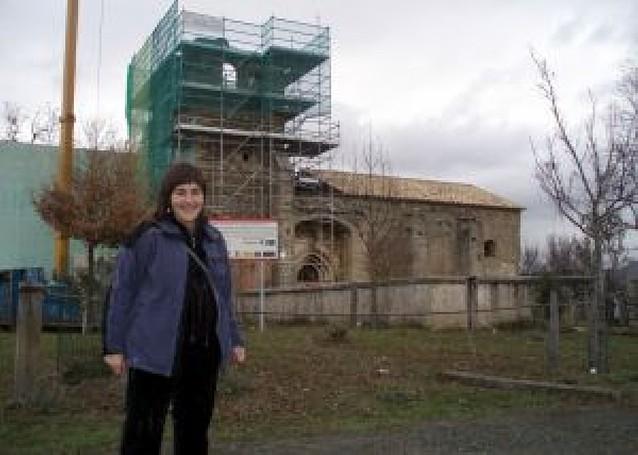 La antigua iglesia de Lizoáin se reforma como centro cívico para el valle