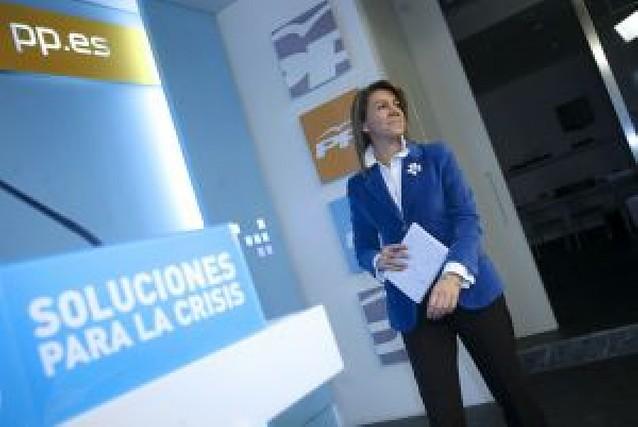 El PP insta al Gobierno a cumplir el pacto por la justicia firmado con Rajoy