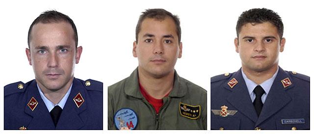 Tres pilotos del Ejército del Aire mueren al chocar dos Mirage F1 durante un ejercicio en Albacete