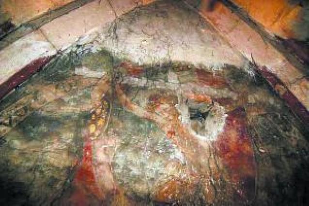 La cara oculta de San Salvador de Sangüesa