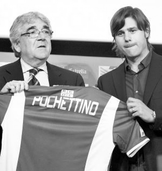 Pochettino debuta con el Barça