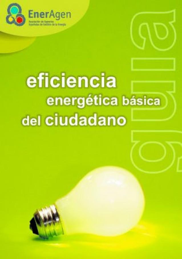 Editada una guía de eficiencia energética