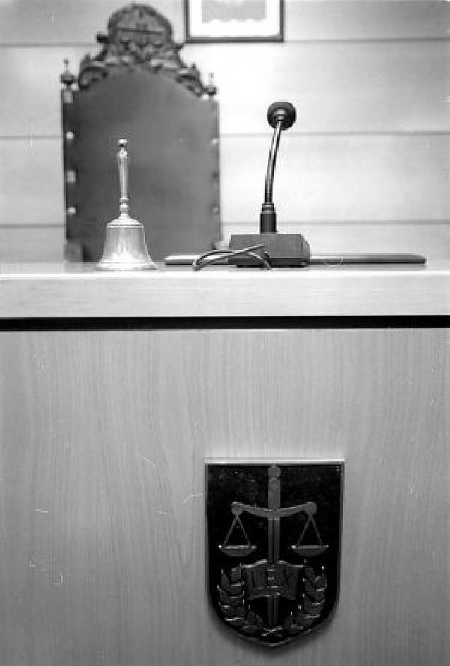 Los jueces navarros reclaman más medios, y deciden hoy si secundan o no la huelga