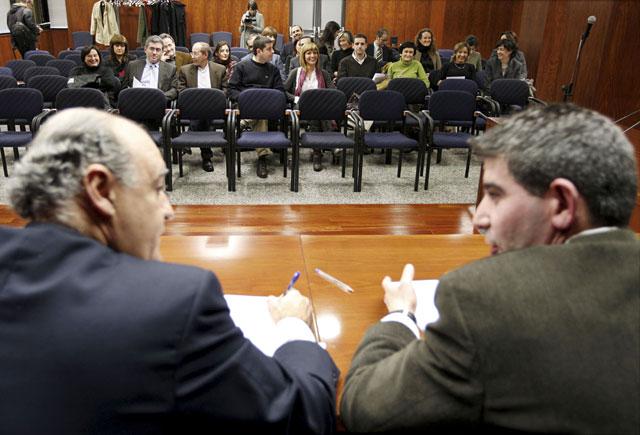 Los jueces de Navarra no secundarán la huelga del próximo 18 de febrero