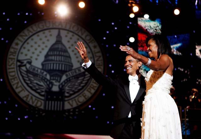 Barack Obama lanza un mensaje de unidad en la víspera de la investidura