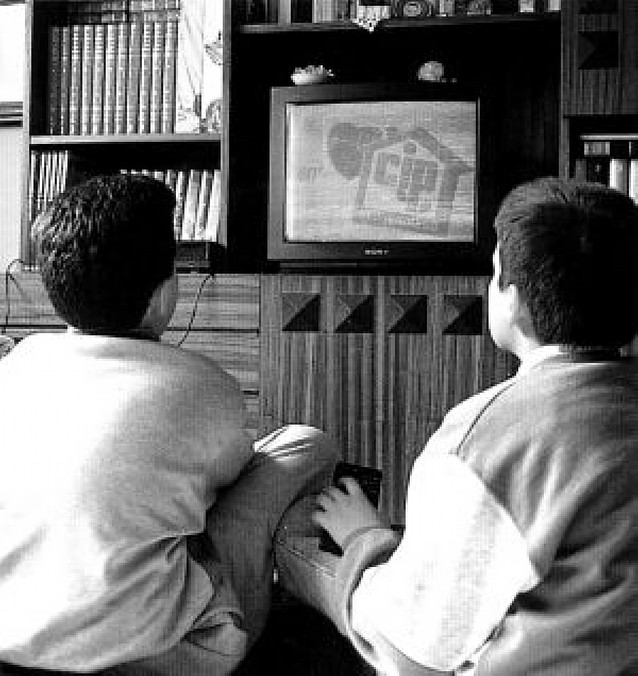 Los menores navarros, más protegidos frente a la tele