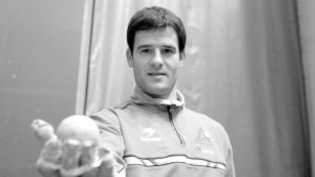 Abel Barriola, el mejor del ranking2008