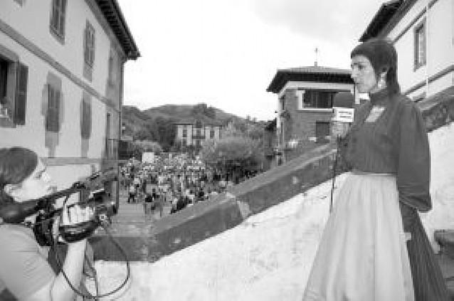 La televisión de Ttipi-Ttapa dejará de emitir en Cinco Villas y Malerreka