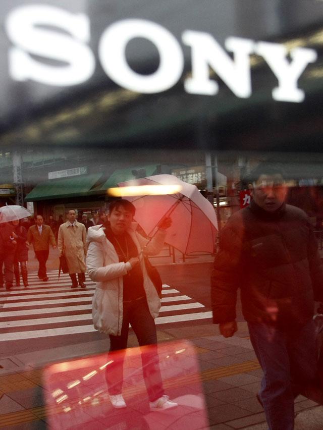Sony anuncia pérdidas por primera vez en 14 años