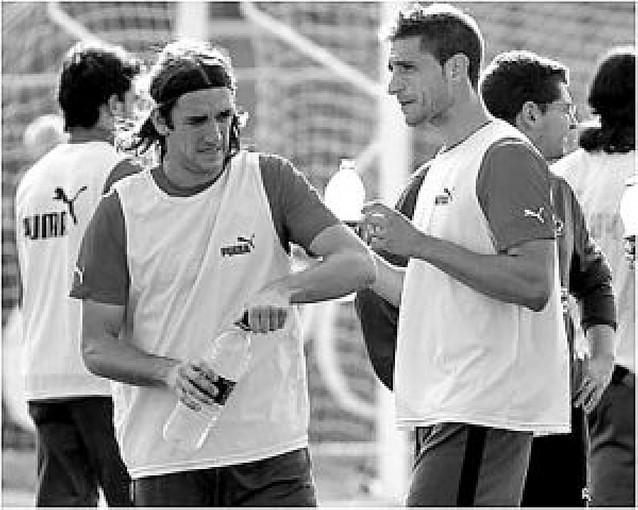 Gonzalo estará disponible para cubrir la baja de Diego Godín