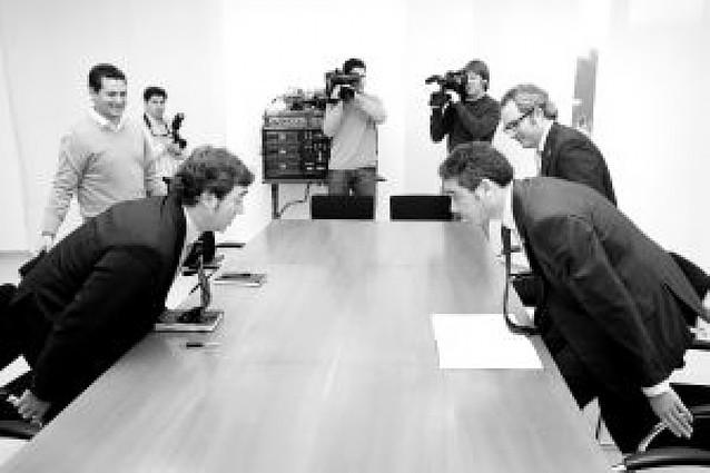 """UPN y PSN se oponen a crear una comisión que investigue la """"caja B"""" de Cintruénigo"""