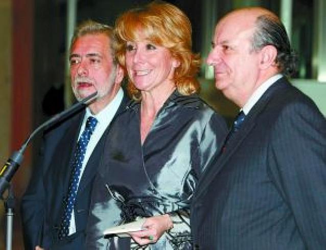 """Aguirre niega que en la Comunidad haya montado """"ningún servicio de espionaje"""""""