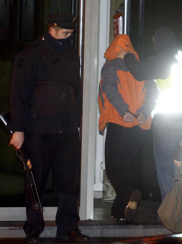 Ocho detenidos en una operación contra la nueva dirección de Batasuna en Navarra y País Vasco