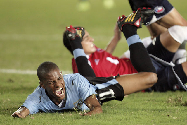 Uruguay presenta su candidatura al Sudamericano sub-20 tras vencer a Chile