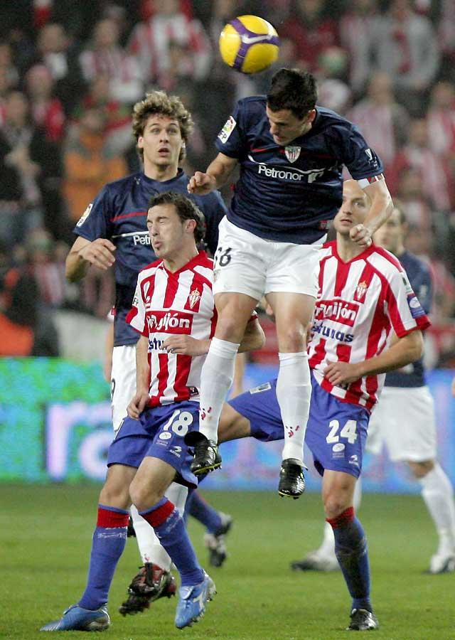 El Athletic hace añicos el sueño copero del Sporting (1-2)