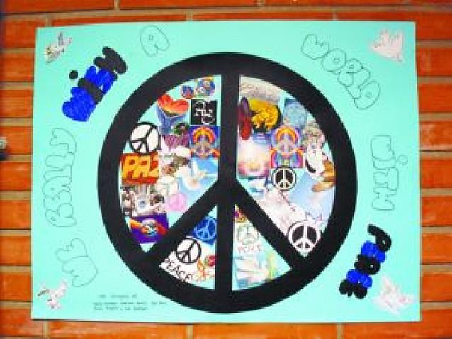 El Instituto Valle del Ebro de Tudela celebrará mañana el Día Mundial de la Paz