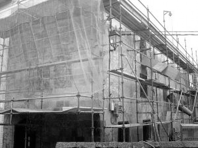 Cirauqui recupera su antiguo hospital de peregrinos para convertirlo en sede cultural