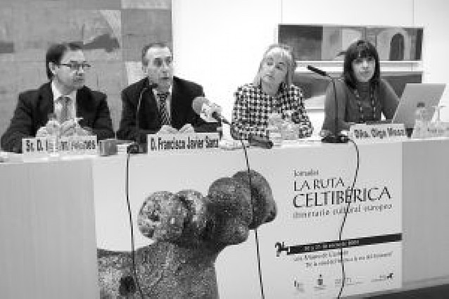 Conferencias y una exposición en las I Jornadas Celtíberas