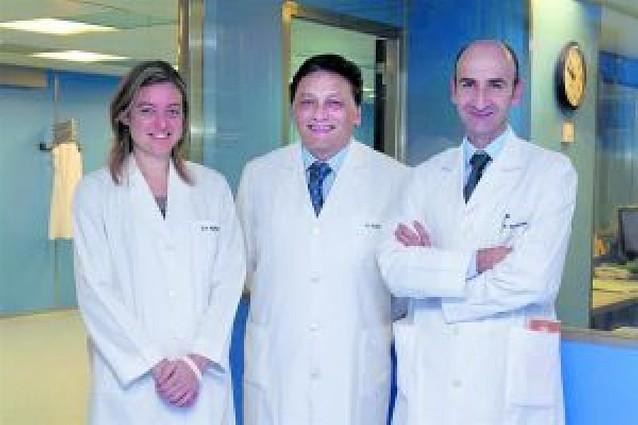 Una técnica permite extirpar tumores benignos del páncreas conservando más órgano
