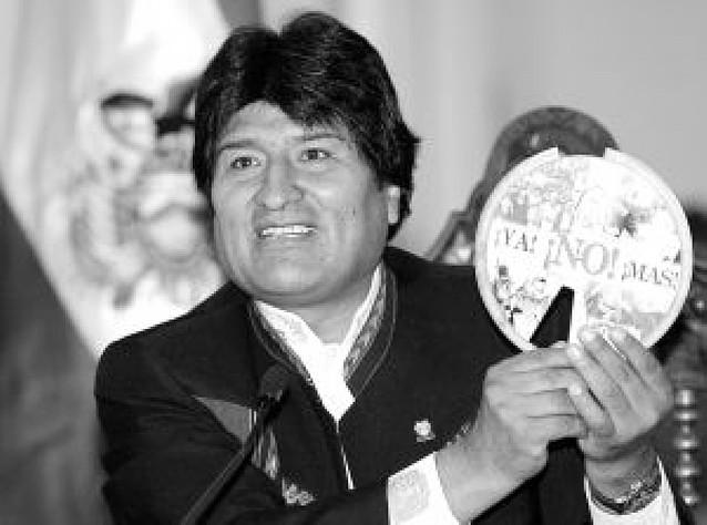 El Gobierno boliviano prepara la legislación de la nueva Constitución