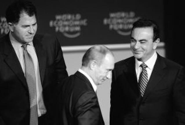 El Foro de Davos pide la actuación de los estados para estabilizar la economía