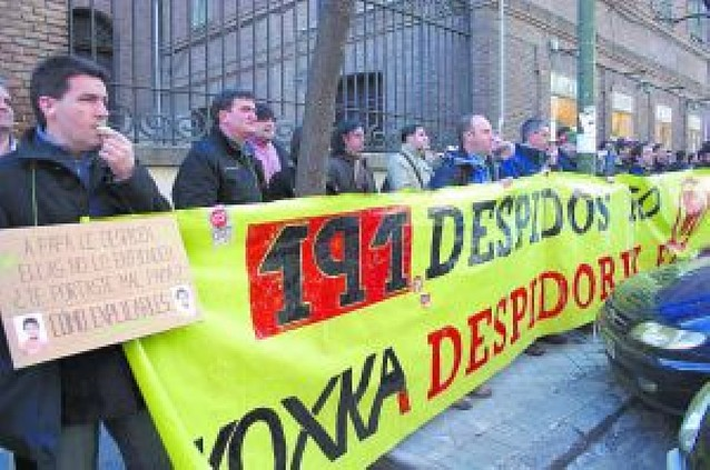 Koxka cierra sin acuerdo el plazo para negociar el ERE de 275 despidos