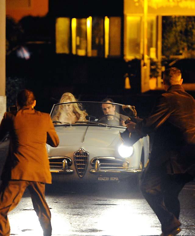 Tom Cruise, Penélope Cruz y Nicole Kidman coinciden en Roma