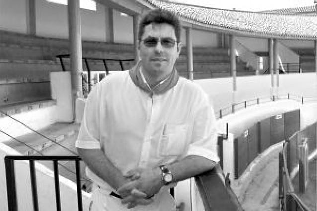 Javier Asín, nuevo presidente del Club Taurino de Peralta